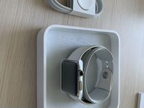 Apple Watch 42mm Stainless Steel MJ3V2J/A