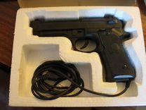 Картриджи Dendy Steepler и пистолет