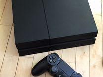 Sony PS4 фатка