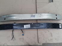 Усилитель переднего бампера на Крайслер Стратус 95
