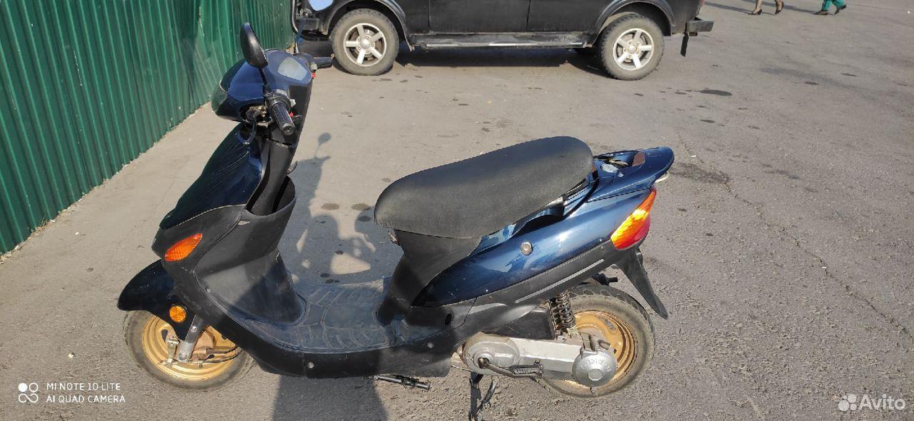 Скутер BM Joy 50  89511523341 купить 3