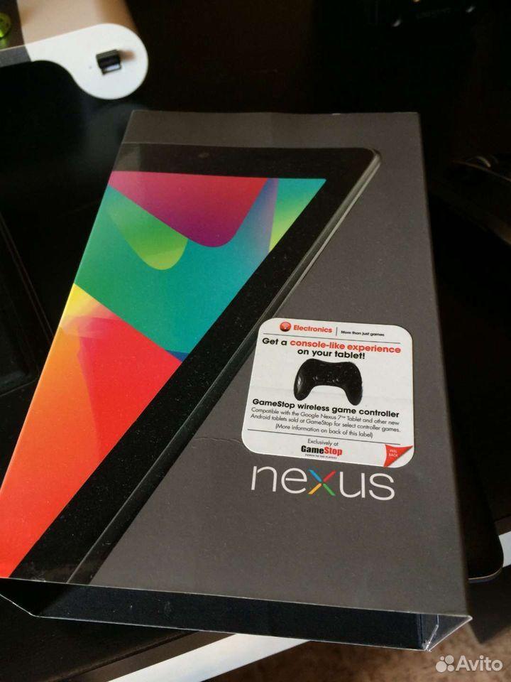 Nexus 7 2012 wifi  89134819078 купить 1
