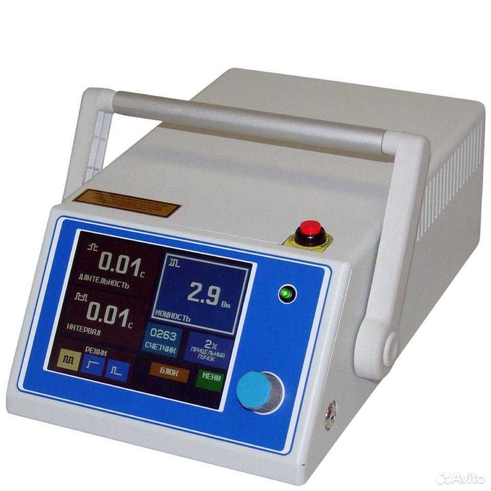 Хирургический лазер алод-01