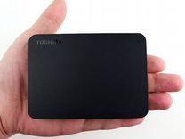 Toshiba Canvio Basics - 500 Гб