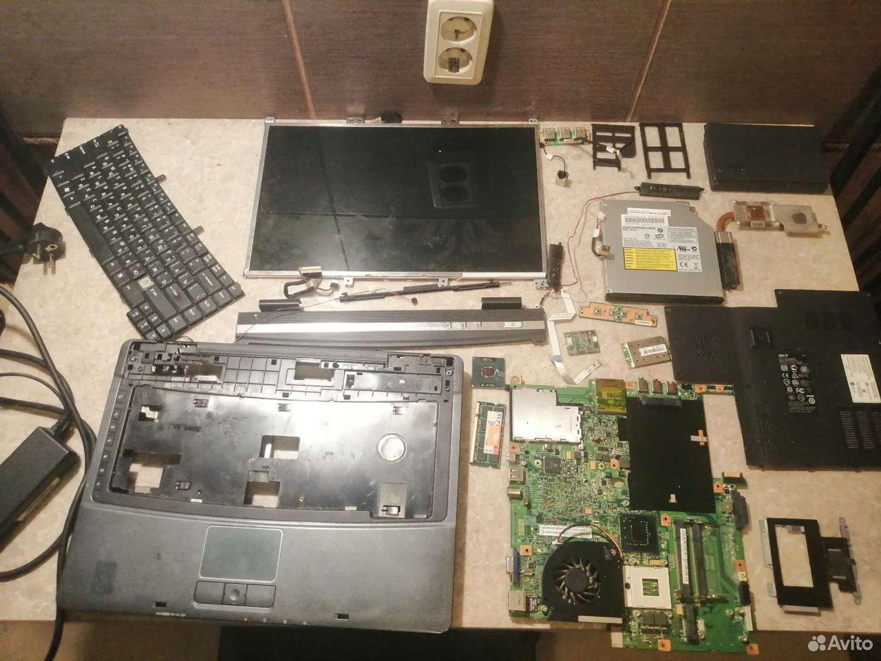 Acer extensa 5220 на запчасти  89049304027 купить 1