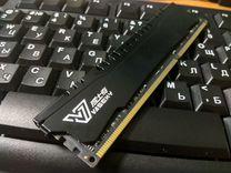Vaseky DDR3 8Gb 1600Mz -Новые