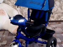 Детский велосипед lamborghini