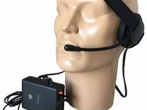 Телефонно - микрофонная гарнитура тмг-22-2