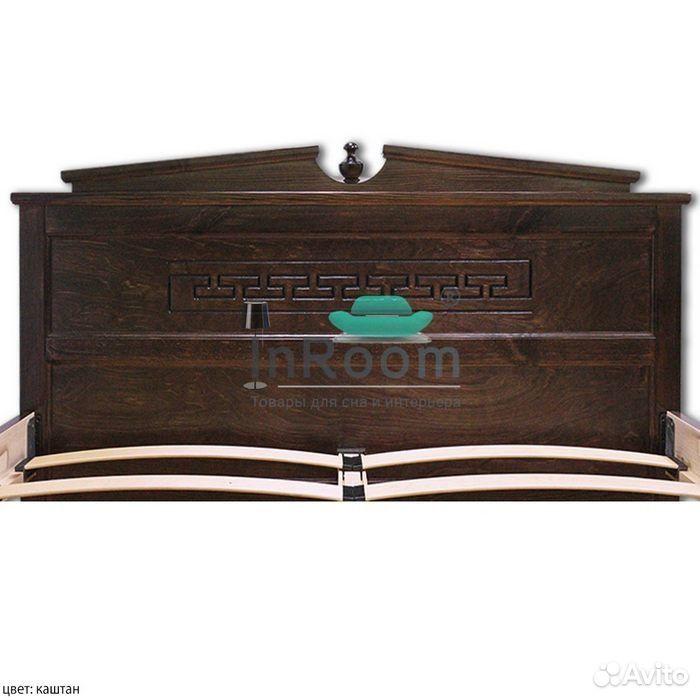 Кровать, матрас, тумба, комод из массива дерева  89023272899 купить 6