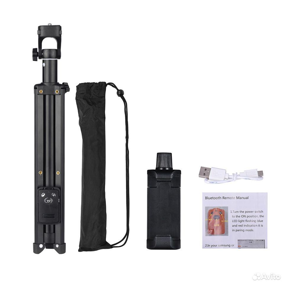 Мобильный штатив - трипод 2 в 1 с пультом VCT-1688  89960387878 купить 3
