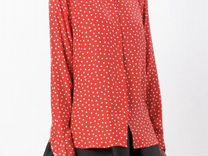 Рубашка шелковая parosh — Одежда, обувь, аксессуары в Москве