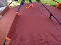 Палатка автомат 200х200х h150 см вес 3,6кг Новая