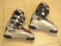 Горнолыжные ботинки fisher MX5. Размер 29,5