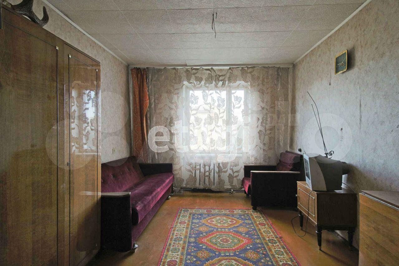 3-к квартира, 58 м², 5/5 эт. 89097993348 купить 3
