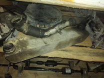Интеркулер BMW E65 E66 M57 3.0D