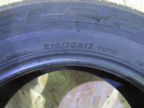 Летние шины бу bridgestone dueler H/L 400 215/70 R