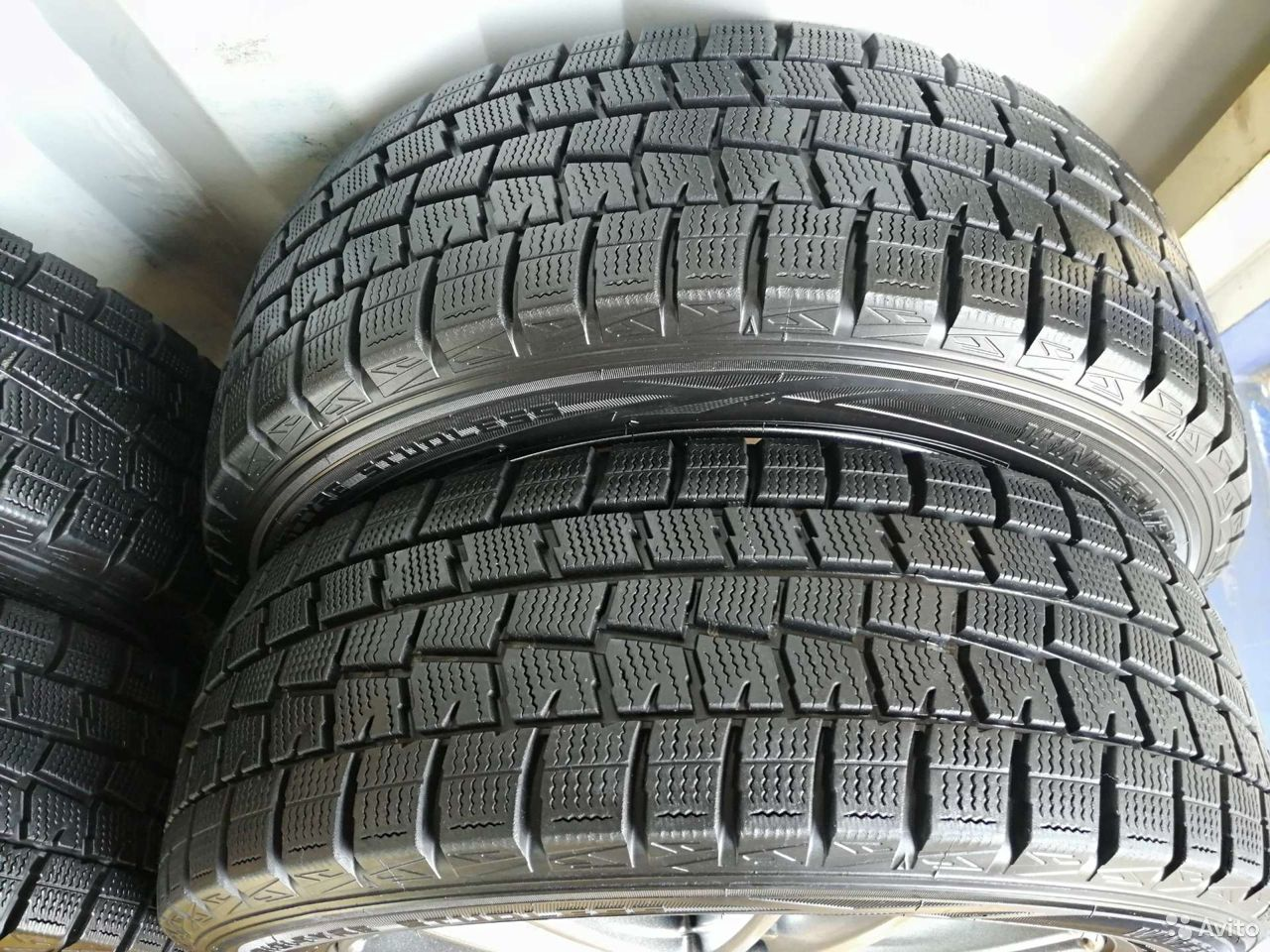 Комплект колес (№72) из Японии  89244146927 купить 6