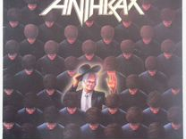 Пластинки Anthrax, Holy Moses, Overkill, Napalm