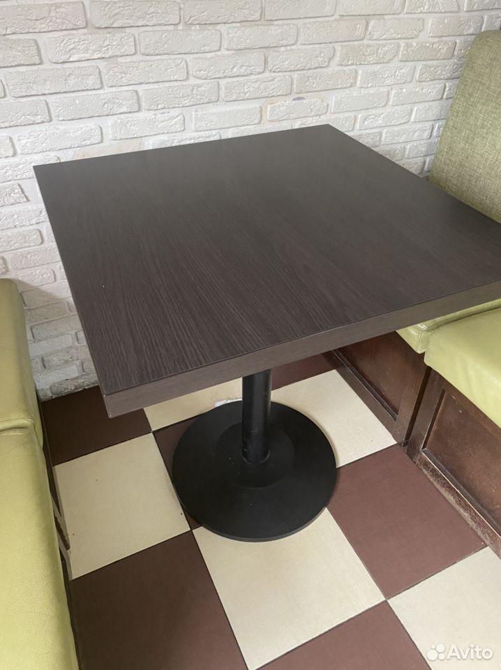 Столы диваны в кафе бу