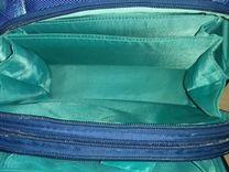 Ранец 2 отделения, анатомическая спинка