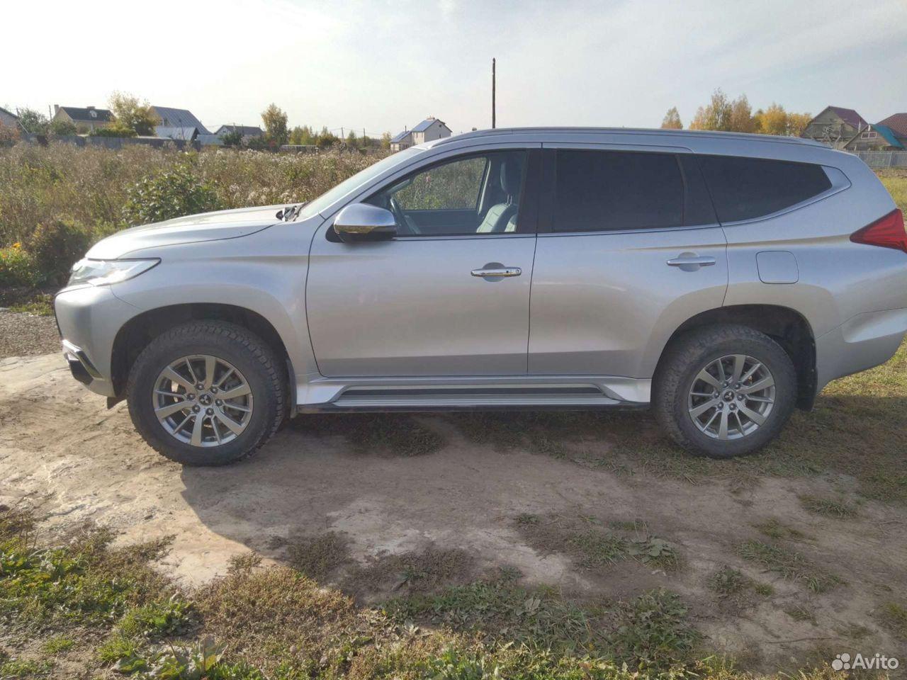 Mitsubishi Pajero Sport, 2018  89613375176 купить 2