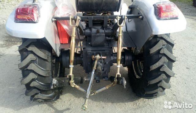 Мини-трактор Скаут Т-220B, 4х2, 18 л.с  88007074451 купить 4