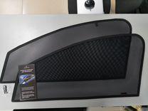 Каркасные шторки Renault Logan 2