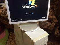 Простенький Компьютер