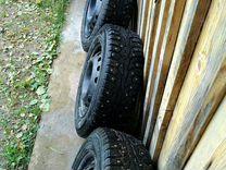 Зимние колеса — Запчасти и аксессуары в Перми