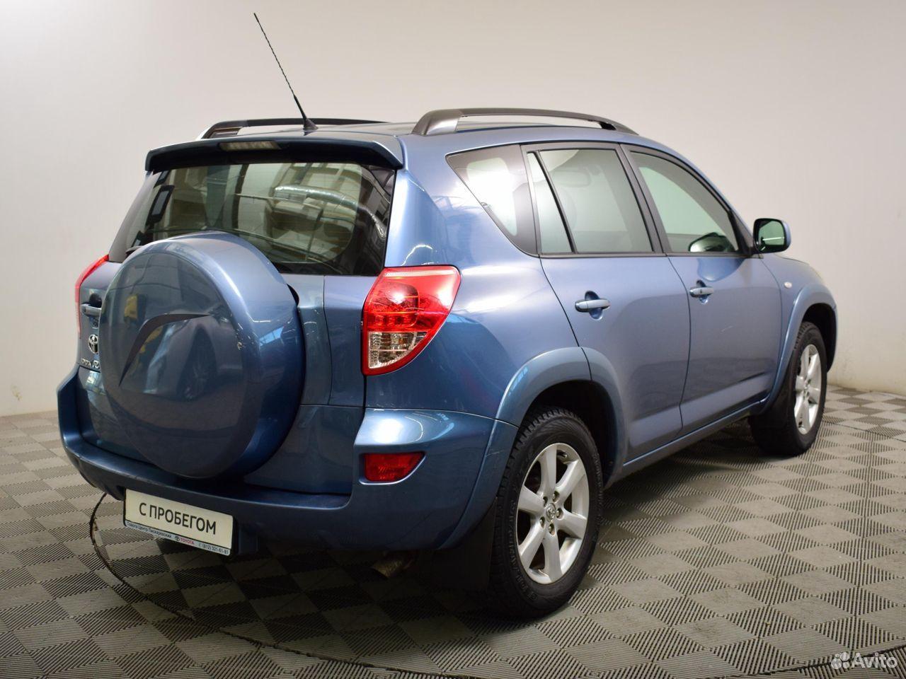Toyota RAV4, 2008  88129207311 купить 6