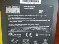 Межсетевой экран Cisco ASA 5520 и ASA 5540