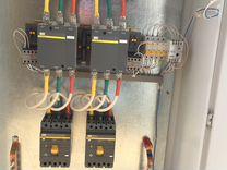 Щит авр 160А 3ф Ip31 на основе оборудования иэк