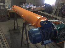 Мотор-редукторы для шнековых транспортеров