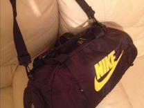 Сумка-рюкзак nike чёрная новая — Одежда, обувь, аксессуары в Санкт-Петербурге