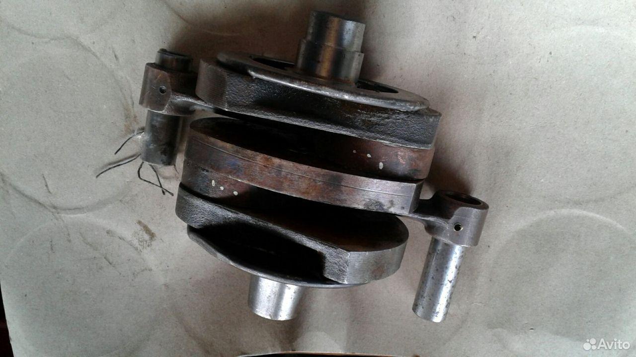 Коленчатый вал на мотоцикл Урал (М62)  89617372549 купить 1