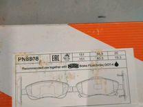 Тормозные колодки передние cr-v 2007-2013 — Запчасти и аксессуары в Новосибирске
