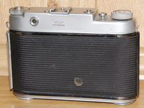 Фотоаппарат Искра №6302884 - 1963 год - СССР