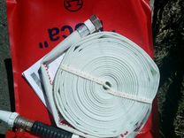Шланг пожарный