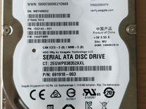 HDD 2.5 500gb на ноут