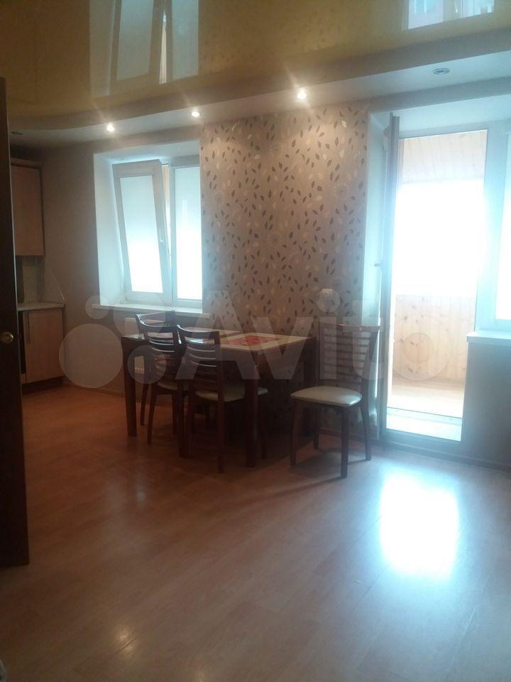 3-к квартира, 62.8 м², 5/5 эт.