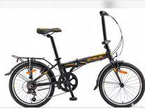Складной велосипед Stels Pilot 630 V020 (2018)
