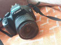 Canon 550d +18-55