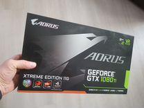 Видеокарта Gigabyte GeForce GTX1080Ti aorus X-11G — Товары для компьютера в Казани