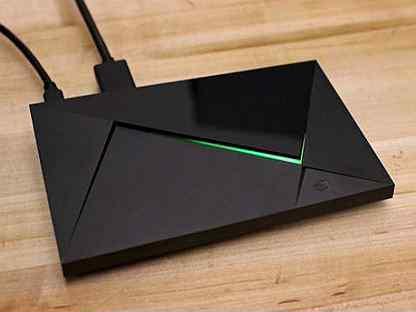 Игровая приставка nvidia Shield