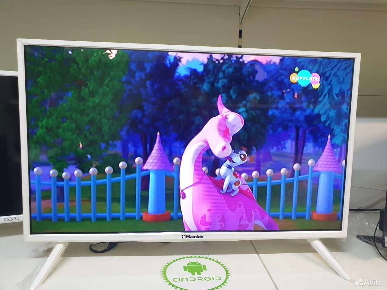 Новый телевизор Hamber 82см DVB-T2 USB  89622641079 купить 7