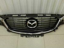 Решетка радиатора Mazda 6 GJ