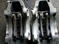 Суппорт тормозной передний кайенн Cayenne 18z
