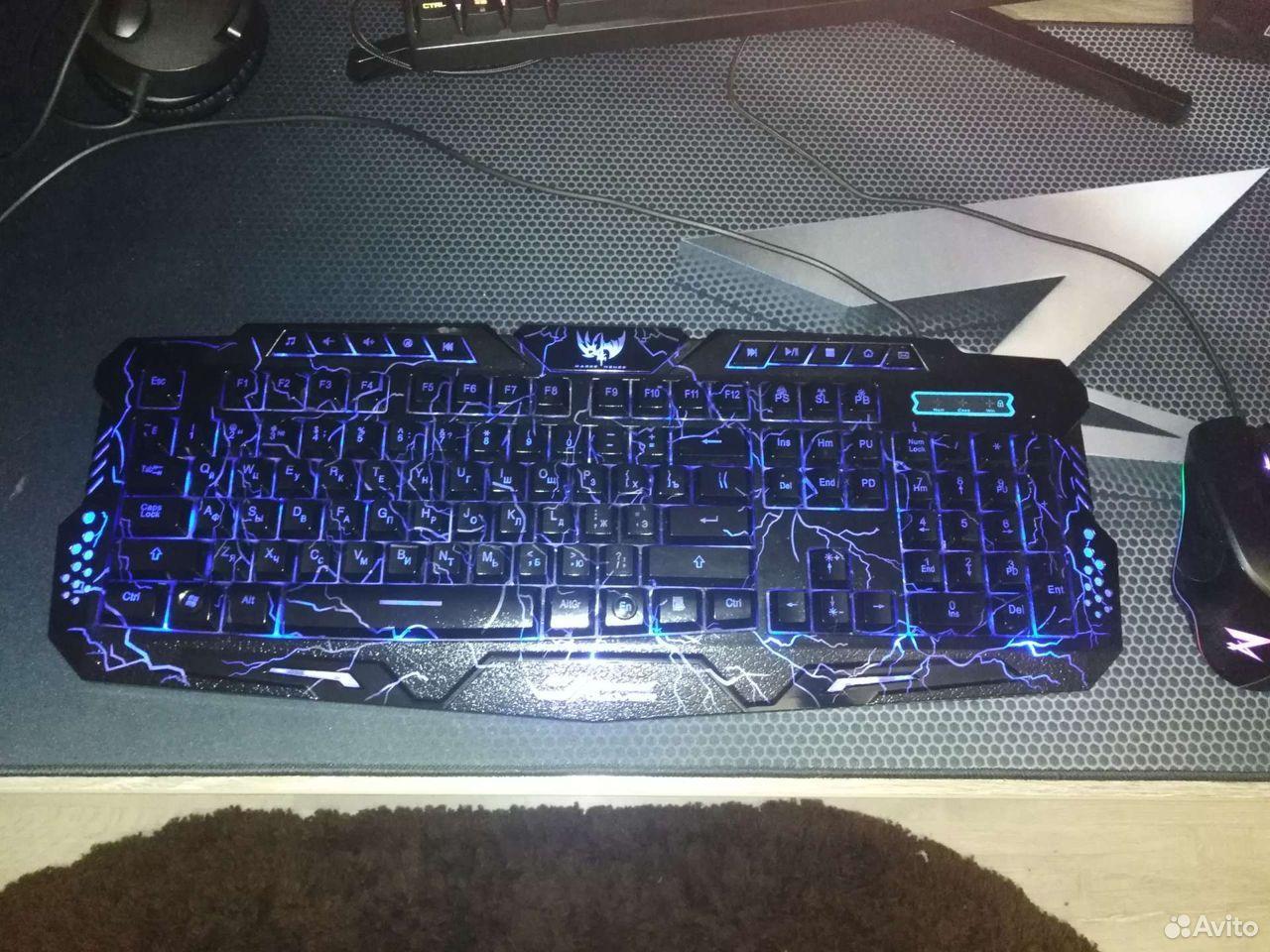 Игровая клавиатура  89520199030 купить 2