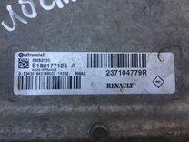 Эбу Renault Logan 2 New