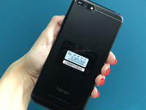 Honor 7A (Черный) 32Gb Гарантия год